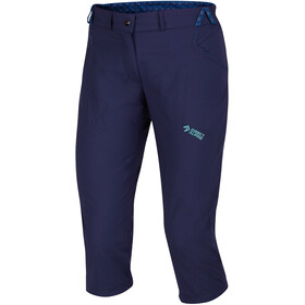 Directalpine Iris 3/4 Pantalones Mujer, azul